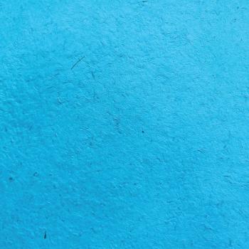 Plain Mulberry paper light blue color 55x80 cm.